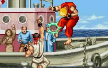 Street Fighter to Shoryuken the hell out of the small screen with a new TV show
