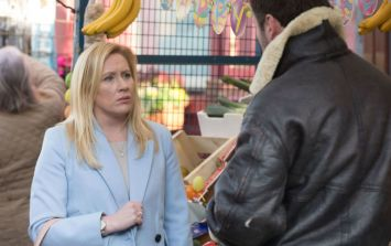 Everyone's making the same joke about the newest EastEnders character