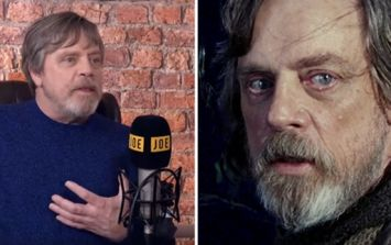 Mark Hamill settles the debate and controversy about Luke Skywalker's arc in The Last Jedi