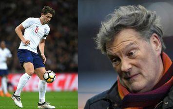 WATCH: Glenn Hoddle's pronunciation of James Tarkowski's name hasn't gone unnoticed by England fans