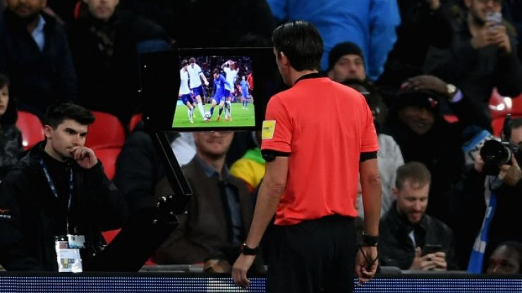VAR gives us all a preview of how it will ruin the World Cup
