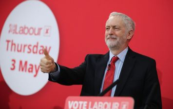 Labour clearly isn't anti-Semitic - look how many times Jeremy Corbyn has denied it