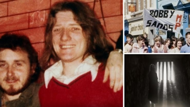 Netflix have added an excellent documentary about Bobby Sands and The Troubles