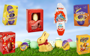 Here's what your go-to Easter egg choice reveals about you as a person