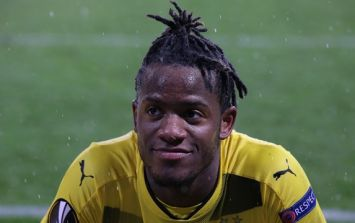 Michy Batshuayi responds to Uefa's decision to drop investigation into racial abuse complaints