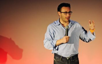 Simon Sinek's 'friends test' is the easiest way to describe yourself at a job interview