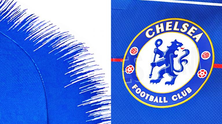 Chelsea s World Cup style kit for season 2018 19 has been leaked ... 1589f30e8