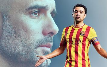 Barcelona legend Xavi admits Manchester City are favourites for Champions League glory