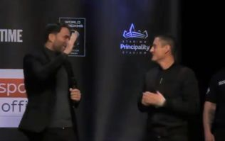 Eddie Hearn burns rival promoter with oldest trick in the book