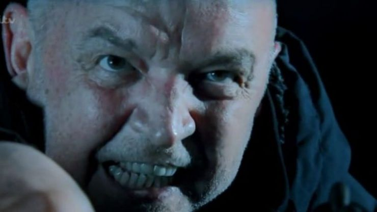 Behind-the-scenes Corrie footage shows Phelan's death wasn't as harrowing as we thought