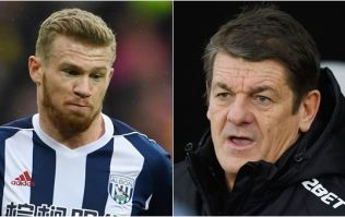 West Brom coach suggests old-school forfeit after James McClean apology