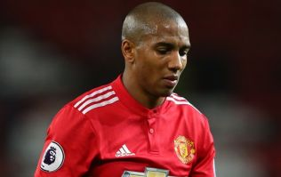 Ashley Young is reportedly none too pleased with BT Sport