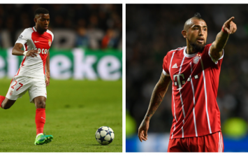 Chelsea interested in signing both Thomas Lemar and Arturo Vidal