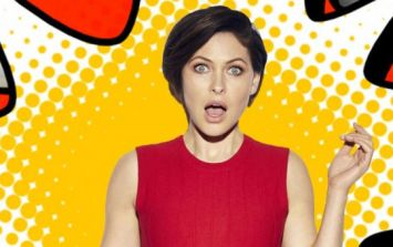 There was a one huge change on tonight's Celebrity Big Brother launch