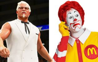 We don't mean to alarm you...but it looks like KFC just declared war on McDonalds