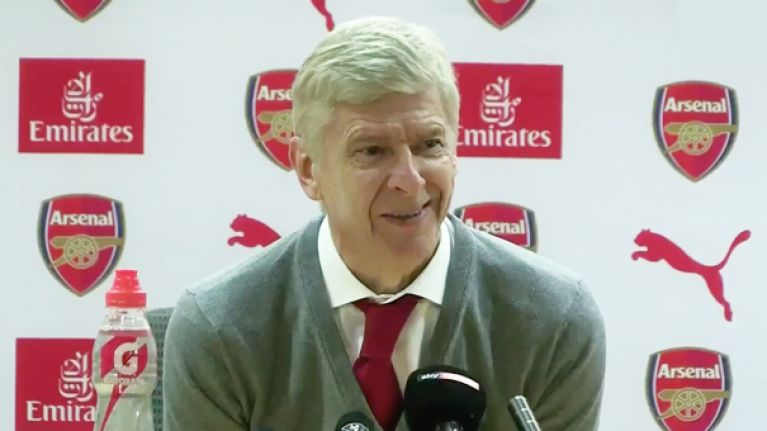 Arsene Wenger has upset a lot of people with 'insensitive' comment relating to mental health