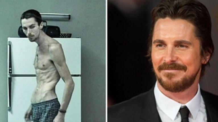 Christian Bale on what it felt like to lose so much weight