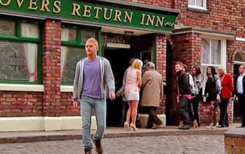 WATCH: Corrie viewers spotted this sensational blunder on Wednesday night's episode