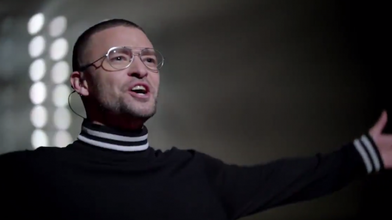 "Watch the video for Justin Timberlake's disappointing new single, ""Filthy"""
