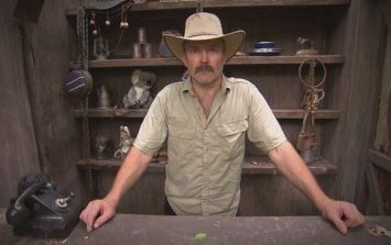 Kiosk Keith 'fired from I'm A Celebrity Get Me Out of Here!'