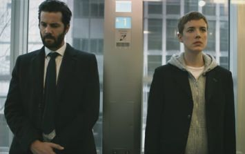 The creator of Luther has a new sci-fi thriller on TV tonight and it looks terrific