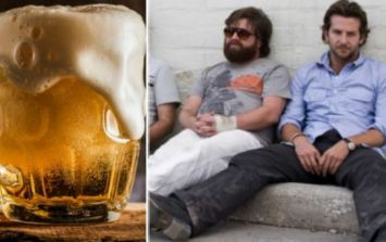 A company in London is now actually allowing staff to take 'hangover days'