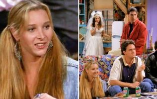 Did you spot this massive Phoebe mistake in the very first episode of Friends?