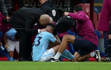 Man City fans fret over worrying rumours that Gabriel Jesus has ruptured his ligament