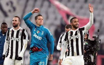 Wojciech Szczesny's latest performance for Juventus will make Arsenal fans weep with envy
