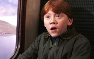 There's a Harry Potter convention happening this year and we need to go
