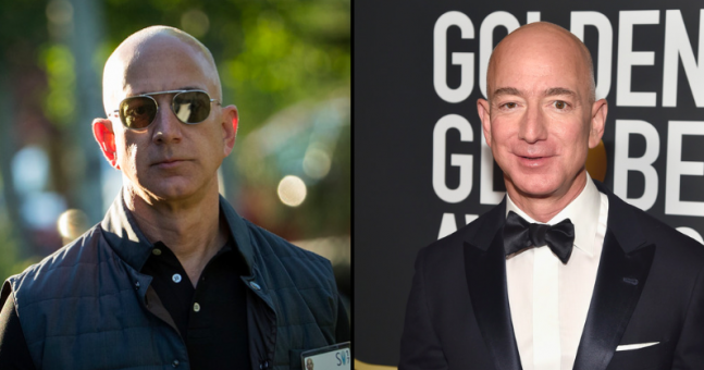 jeff bezos net worth - photo #6