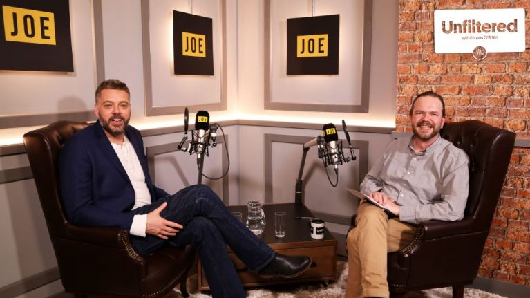 Unfiltered with James O'Brien | Episode 13: Iain Lee