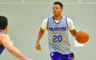 Markelle Fultz still not sure if he'll play in London game against Celtics