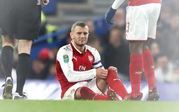 Arsene Wenger provides injury update on Jack Wilshere