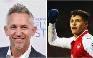 Gary Lineker's take on Alexis Sanchez to Manchester United makes a lot of sense