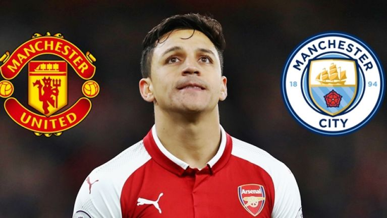 It's obvious which club Alexis Sanchez should join