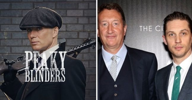 Peaky Blinders creator is making a brand new TV show