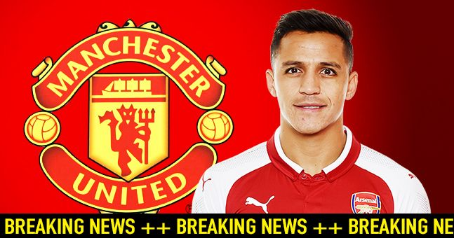 BREAKING: Confirmation that Manchester United have made a last-ditch attempt to sign Alexis Sanchez