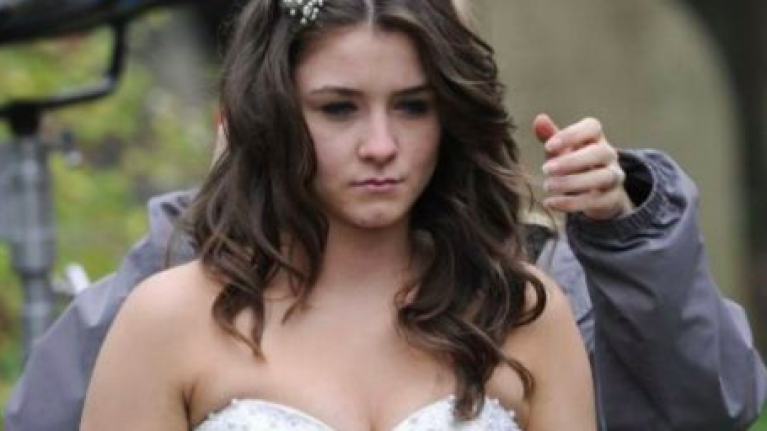 Brooke Vincent's cousin is also in Corrie and we had no idea