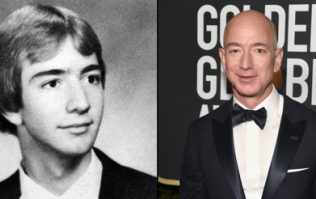 Jeff Bezos made a bold declaration as a young man that shaped his future