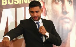 Leading candidate to fight Amir Khan might surprise you