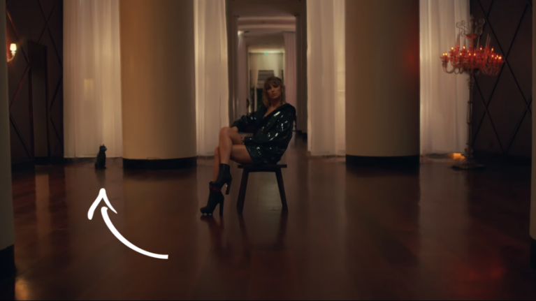 Taylor Swift's new music video proves that she is just like you and me