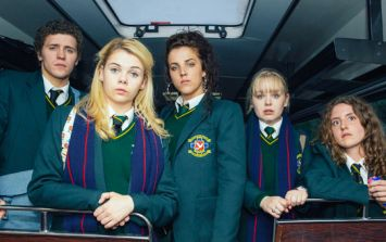 People were absolutely sickened at the end of Derry Girls last night