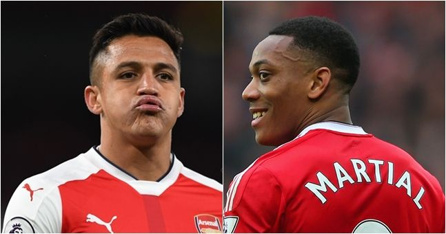 Arsenal reportedly ready to let Alexis Sanchez join Manchester United in swap deal