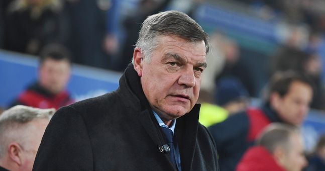 Sam Allardyce suggests Everton duo could leave this month