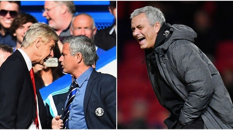 """Manchester United could start next season with """"Arsenal duo leading their line"""""""