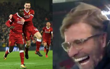 WATCH: Jürgen Klopp drops the f-bomb on live TV as he sums up Liverpool's thrilling win