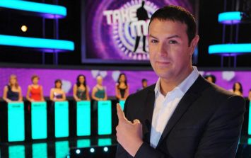 Viewers were not impressed with one comment on Take Me Out last night