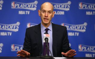 NBA Commissioner Adam Silver says he's considering bringing more games to Europe
