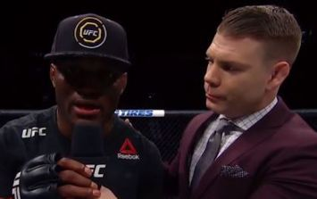 Dana White calls Kamaru Usman's victory comments 'one of the most ridiculous things' he's ever heard